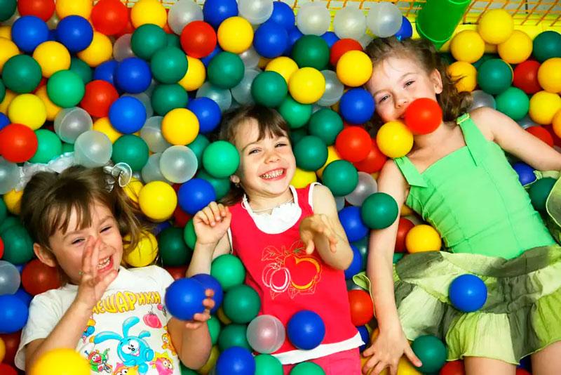 Развлекательный центр для детей
