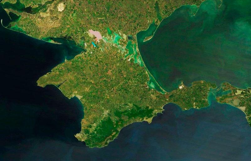 32 факта о Крыме